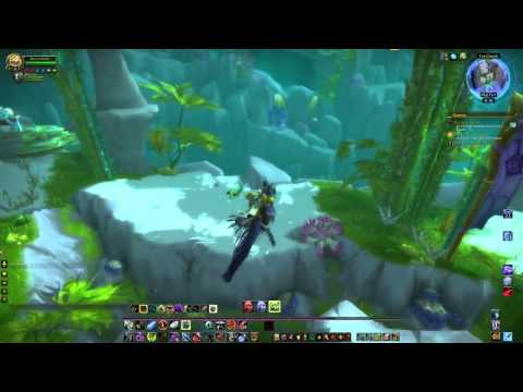 World of Warcraft Solo Leveling - soonerdeaths Death Knight Level 81 in Vashj'ir, Eastern Kingdoms