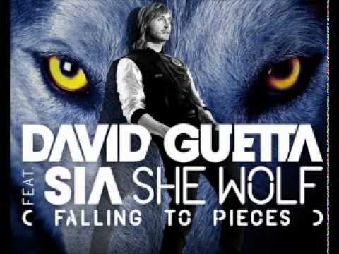 David Guetta ft Sia  She Wolf Falling To Pieces + Download