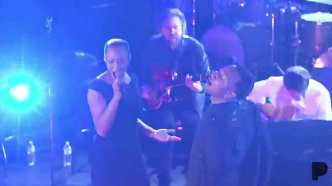 "Download Natalie Imani and John Legend perform ""Darkness and Light"""