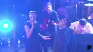"""Natalie Imani And John Legend Perform """"darkness And Light"""""""