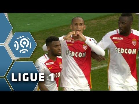 AS Monaco - AS Saint-Etienne (1-0)  - Résumé - (ASM - ASSE) / 2015-16