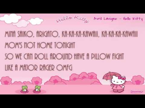 The song hello kitty