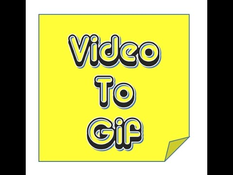 Video To GIF Converter Then Put on Facebook!!!