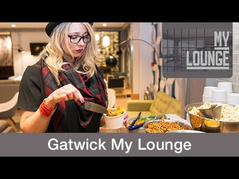 Gatwick Airport My Lounge | Holiday Extras