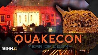 Coś jakby vlog? Tak wyglądał europejski QuakeCon!