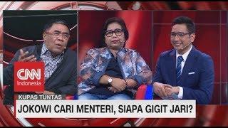 Jokowi Cari Menteri, Siapa Gigit Jari? #KupasTuntas