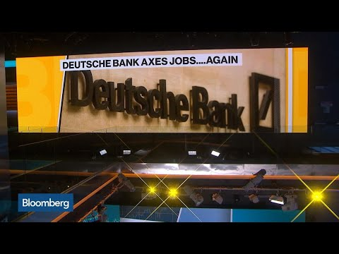 Deutsche Bank Eyes Germany For About Half Of 18,000 Job Cuts