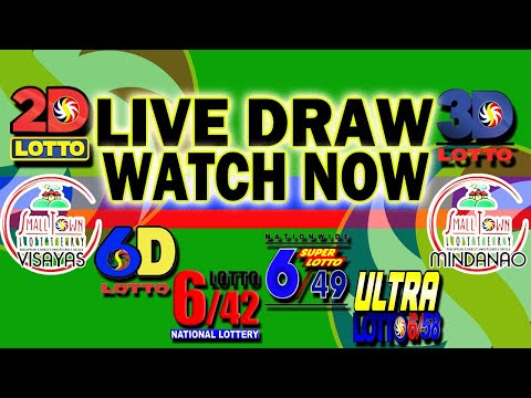 LIVE  9 PM LOTTO DRAW TODAY - APRIL 20, 2021 | LOTTO RESULT WINNING NUMBER