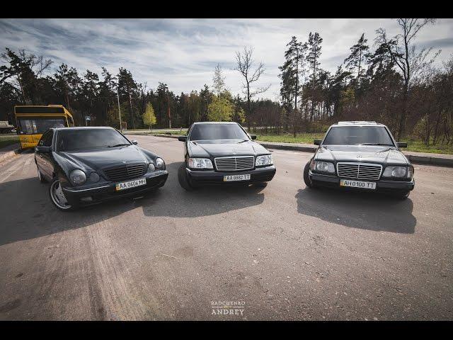 Тест-драйв Mercedes W140 (Легенды 90х - PRO100Drive)