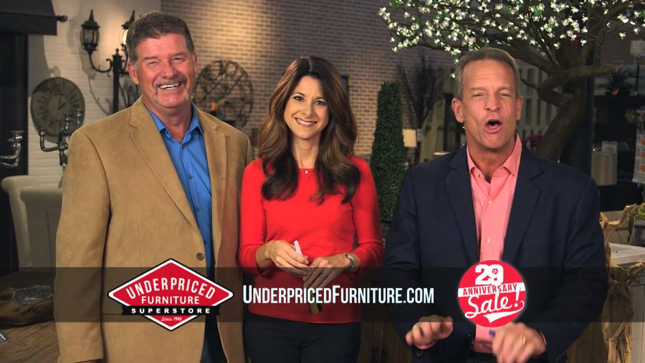 Underpriced Furniture 29th Anniversary Sale YouTube