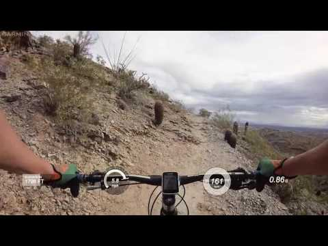 Jeff Lenosky Trail Boss: Mountain Biking National Trail - South Mountain Phoenix, AZ