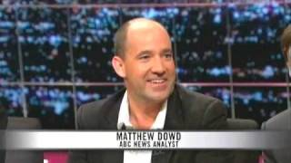 Real Time w/ Bill Maher on Bush 2/8/08