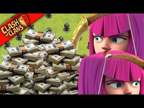 THE BEST 4 GEMS EVER SPENT IN Clash of Clans!