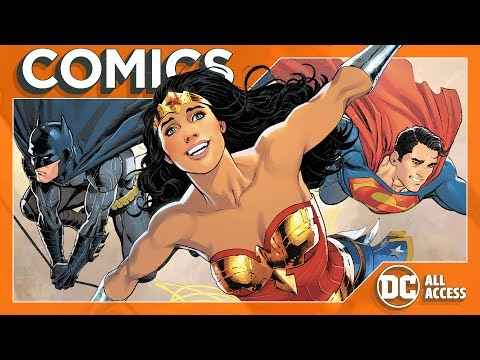 WONDER WOMAN: Future of Rebirth