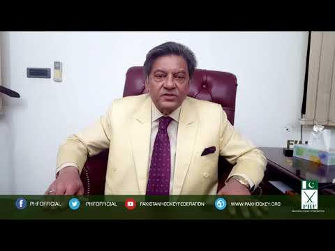 Birg Khalid Sajjad Khokhar President PHF Exclusive Talk  (Urdu)