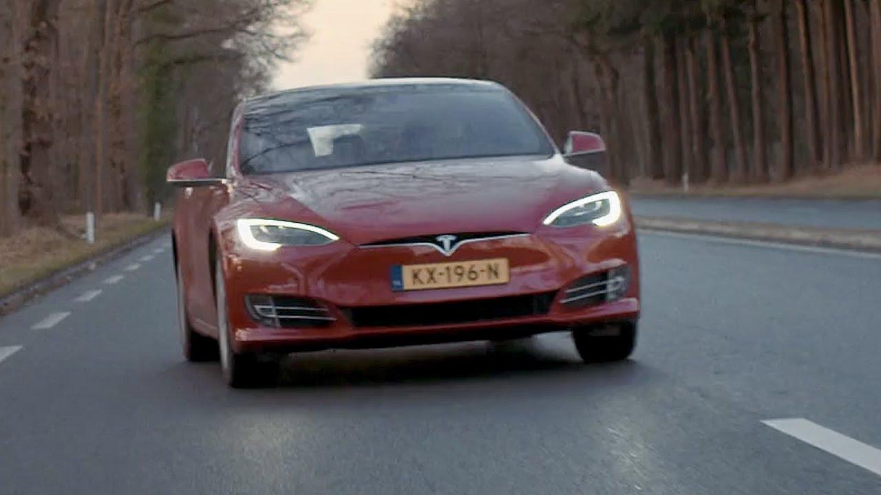 Tesla Model S In Europe Test Drive To Believe