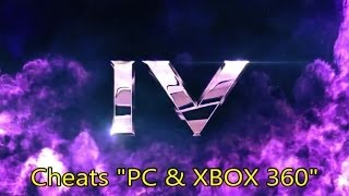 "Saints Row IV: Cheats ""PC & XBOX 360"""