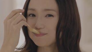永作博美 グラン CM Hiromi Nagasaku | Meiji commercial 明治 THE PREM...