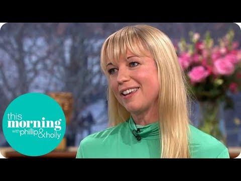 "Sara Cox on Zoe Ball ""Rivalry""   This Morning"