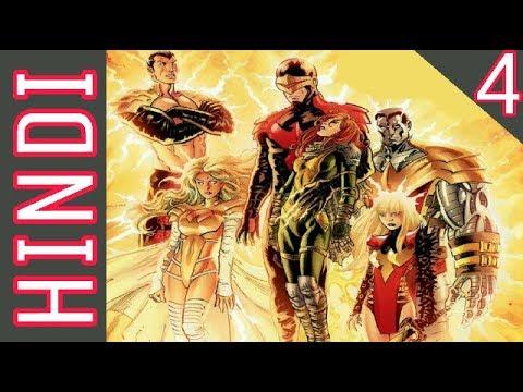 Avengers vs X-men | Episode 04 | Marvel Comics in Hindi | BlueIceBear