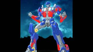 Optimus Prime New Divide Wmv