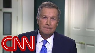 Kasich: Chaos and disruption circling White House