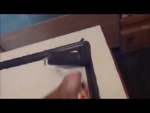 Comment peindre une fen tre sans d border sur les vitres for Peindre une chambre sans fenetre