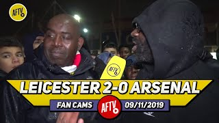 Leicester City 2-0 Arsenal | We Have To Get Jose Mourinho! (Kenny Ken)