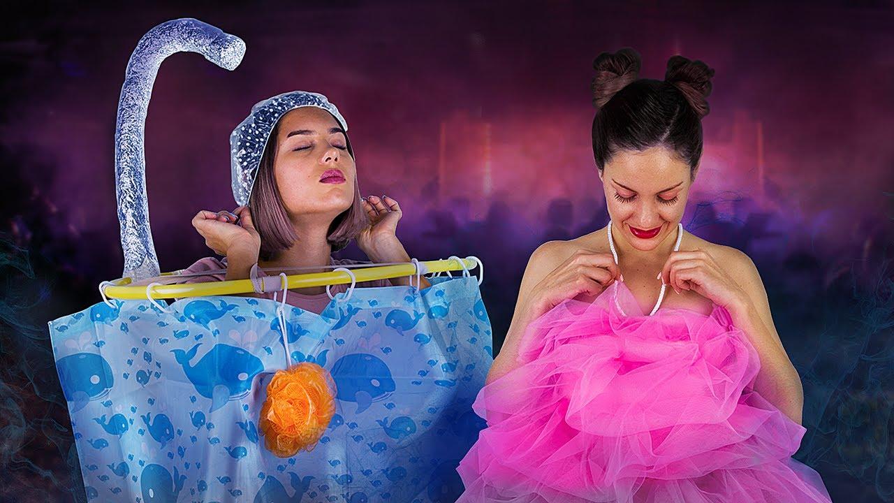10 Ide Kostum Halloween Di Waktu Sempit!