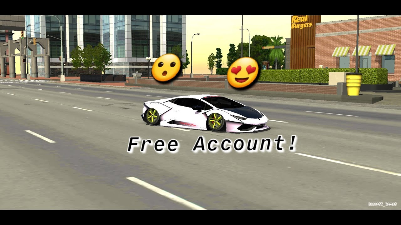 Free Modded Account New Cars Added Car Parking Multiplayer Youtube