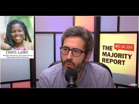 Steadfast Democrats: Social Forces & Black Political Behavior w/ Chryl Laird - MR Live - 4/20/20