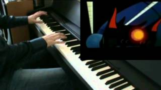 Batman The Animated Serie - Opening theme on Piano