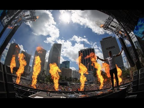 Mike Williams - Live @ Ultra Music Festival Miami 2018