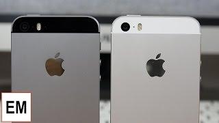 iPhone SE vs iPhone 5s ITA da EsperienzaMobile