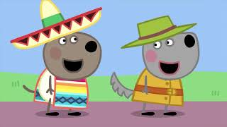 Peppa Pig Português Brasil | Festa Feliz | HD | Desenhos Animados