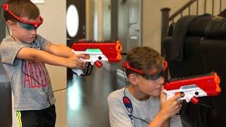 ZURU 360 Laser Tag Blaster Toys!