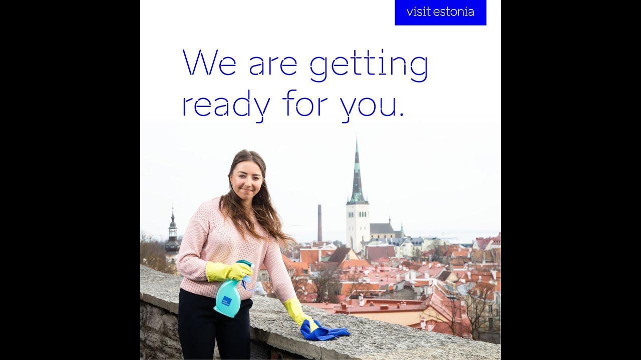 Destination Estonia Onlive. Register now! April 29, 3pm CET (2pm BST). visitestonia.com/onlive2021