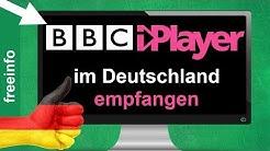 BBC iPlayer in Deutschland nutzen (2020)