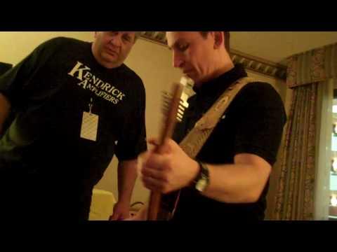 Austin Amp Show Kendrick 4xE34L Amp Demo - Billy Penn 300gui