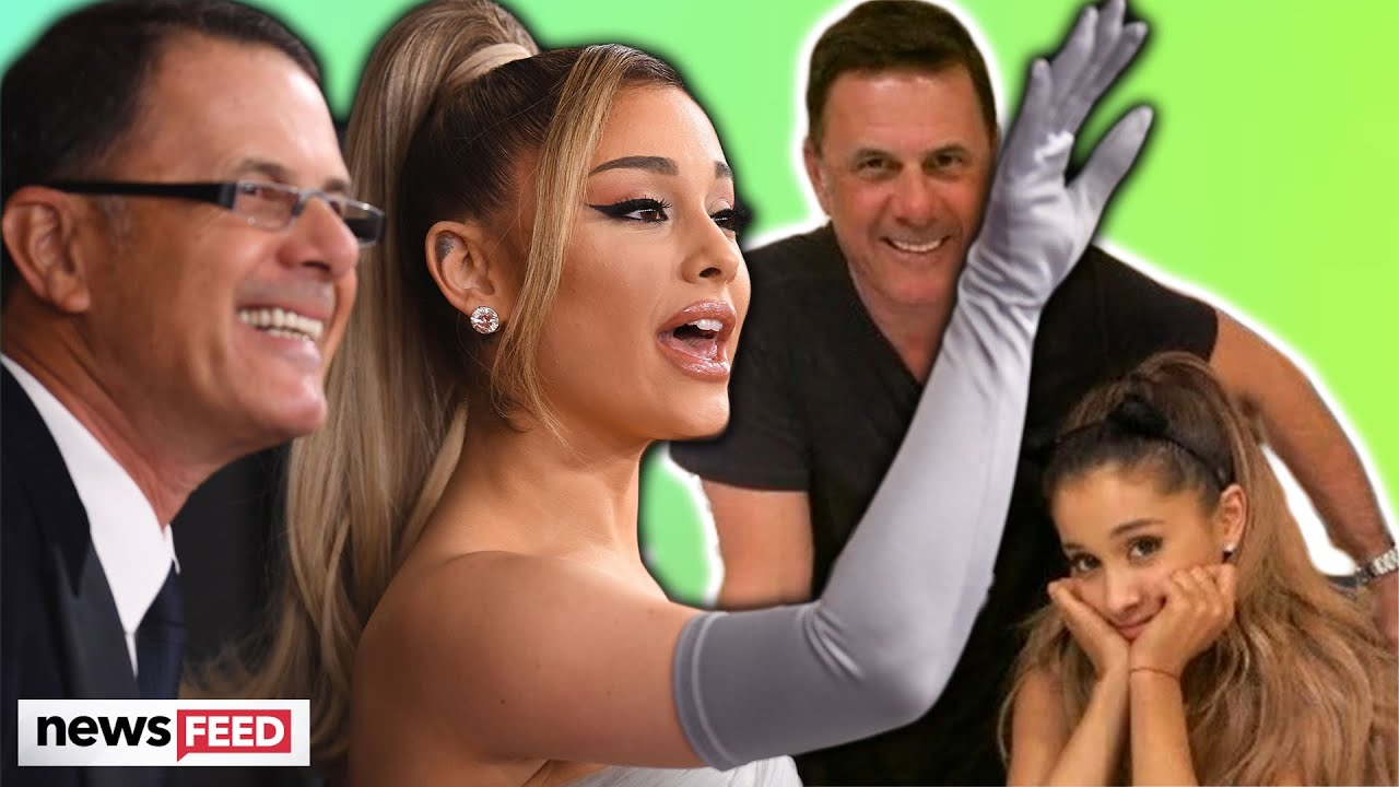 Ariana Grande's COMPLICATED Relationship With Her Dad Explained