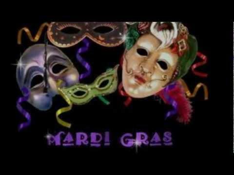 Mardi Gras Mambo--BOB GAUTHIER- MARDI GRAS MUSIC