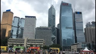 Hong Kong To Shanghai Travel Vlog June 2017