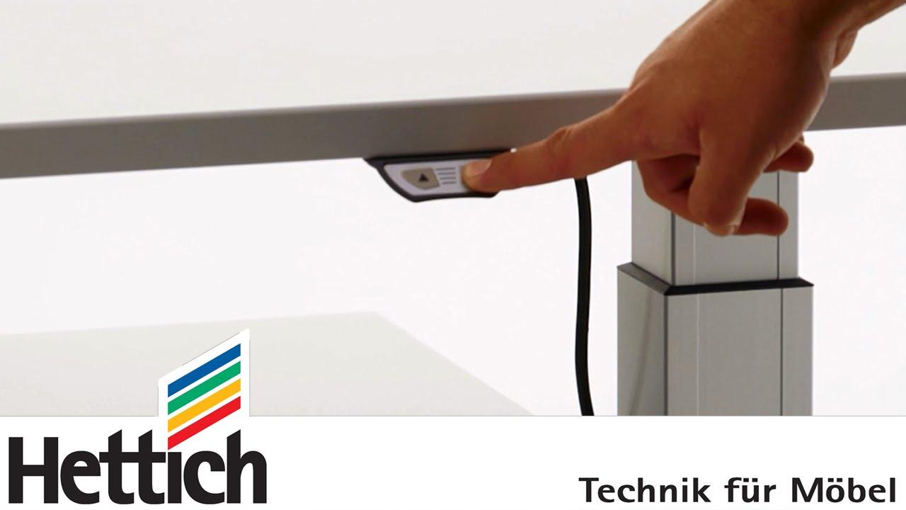 Ikea Ideen Für Jugendzimmer ~ Hettich LegaDrive Systems Tipps zur Höhenverstellung von Tischen