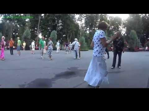 Танцы в парке им. Горького. It's My Life. Июнь 2020. Kharkiv. Харьков.