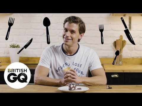 Queer Eye's Antoni rates our beloved British food | British GQ