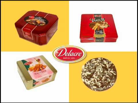 15 Sec TV Commercial of Delacre Cookies 喜樂嘉曲奇廣告 國語版 2009