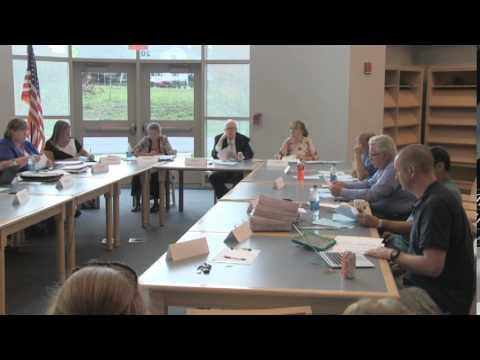 Silver Lake Regional High School Committee 7/17/15