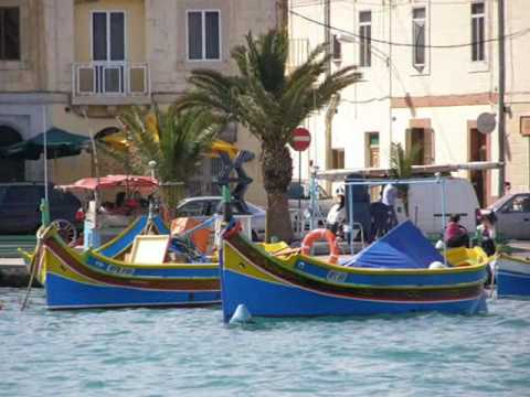 MALTA: Marsaxlokk, Tas-Silġ and Delimara