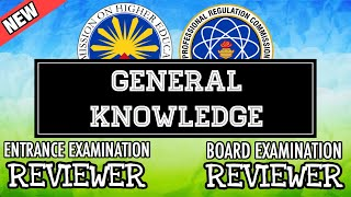 Entrance Exam Reviewer | Common Questions with Answer in General Knowledge