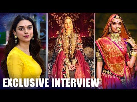 """Mehrunisa is Khilji's LOVE and Padmaavati is his OBSESSION"": Aditi Rao Hydari thumbnail"